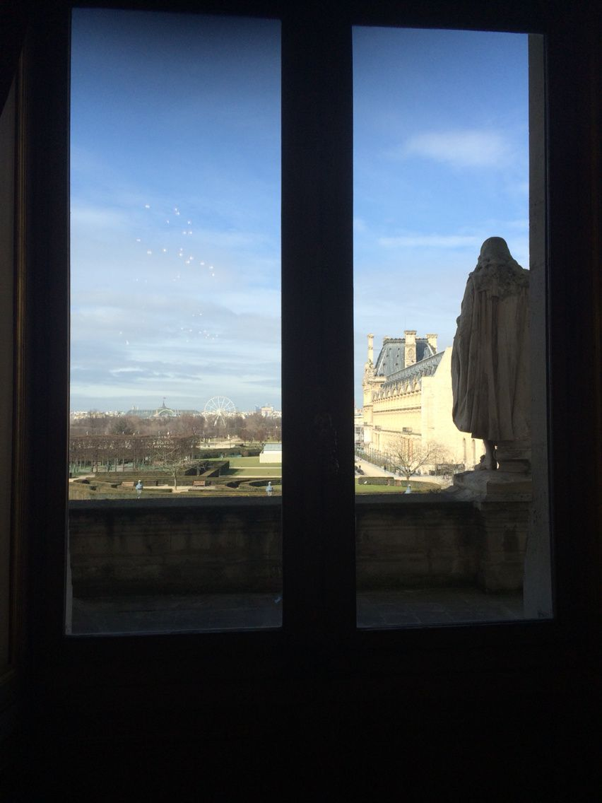 Le Louvre a Paris...