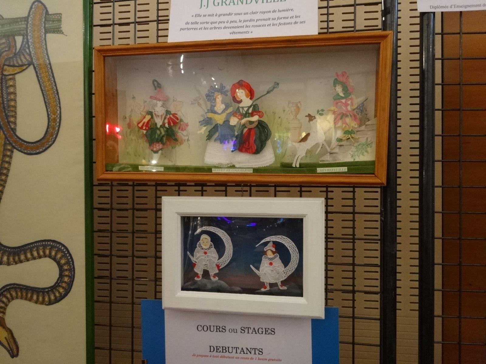 EXPOSITION à l'ABBAYE St GERMAIN d'AUXERRE