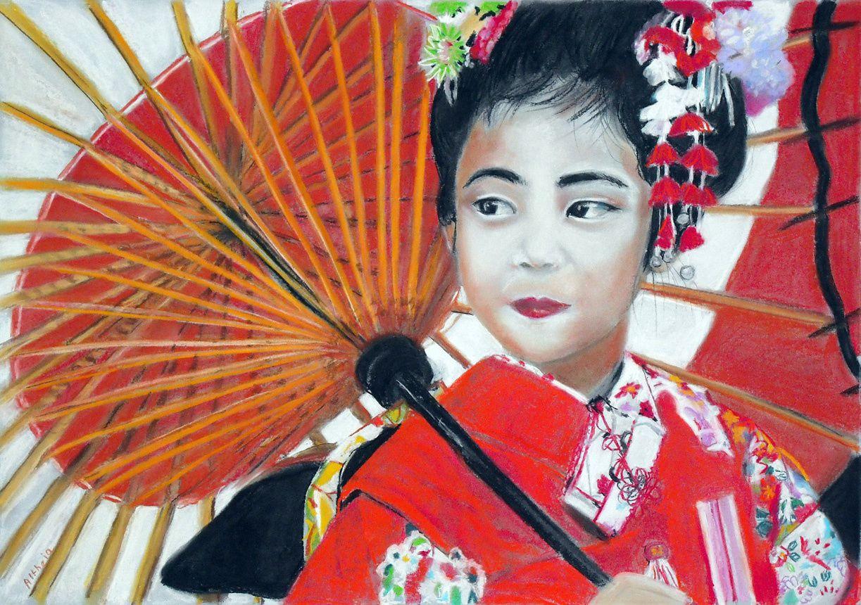 altheia _ geisha