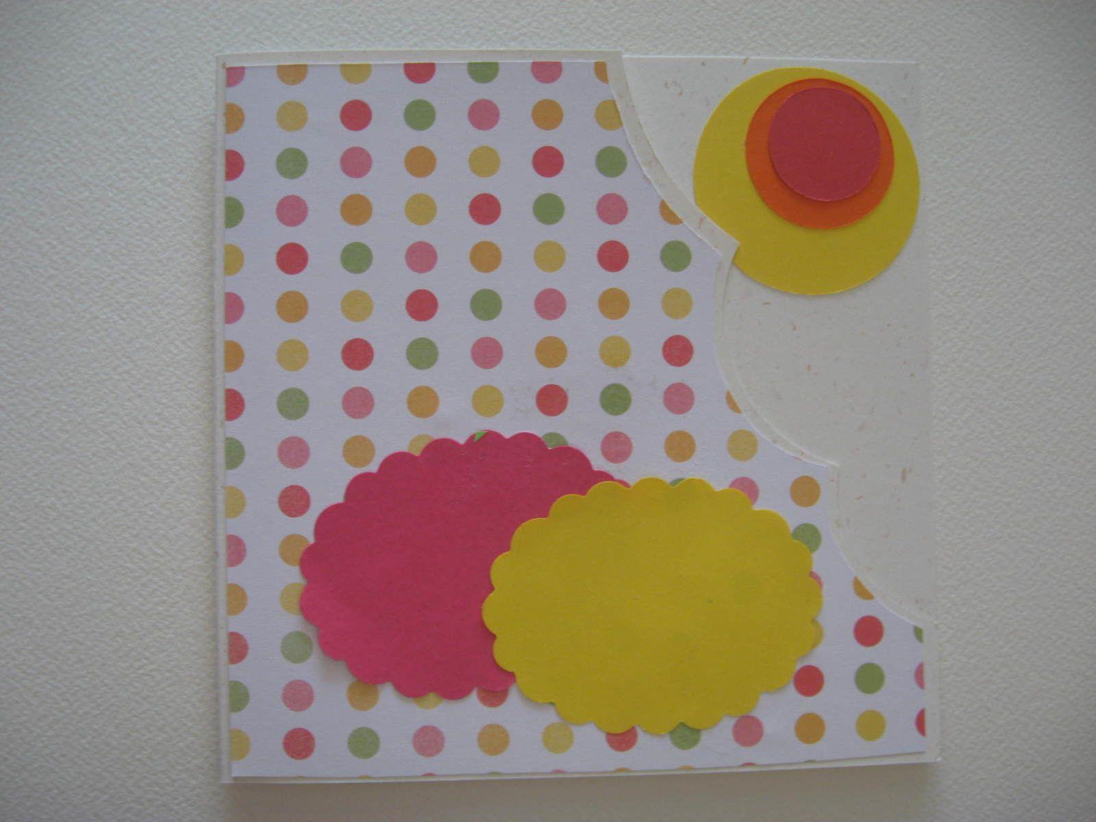 carte multicolore