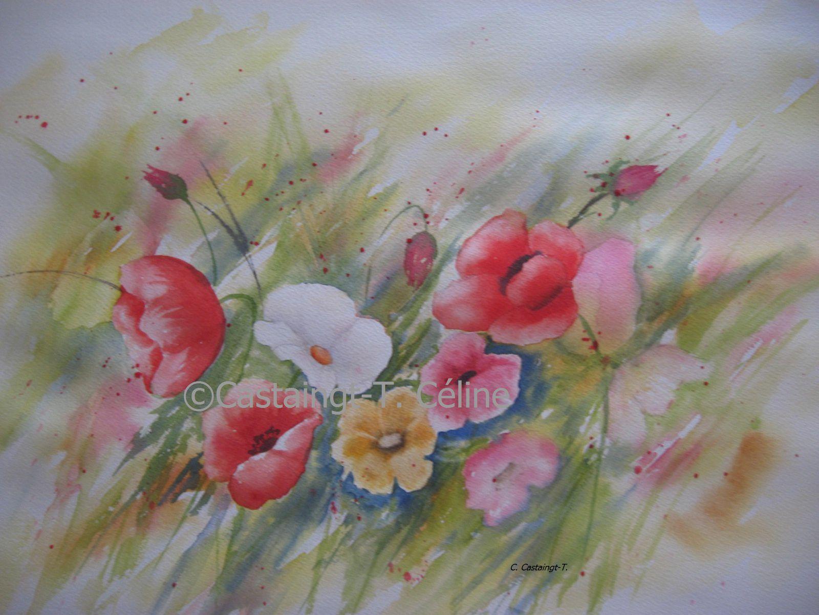 galerie de Céline_aquarelle Ob_6edd3a_bouquet