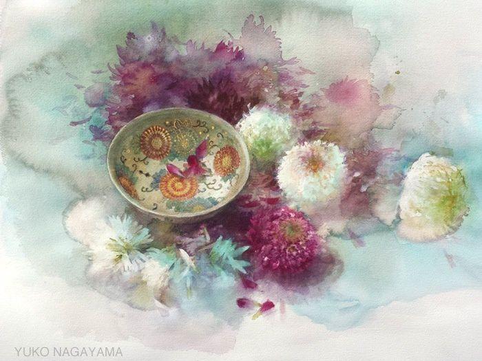 fleurs de cerisier - Yuko Nagayama