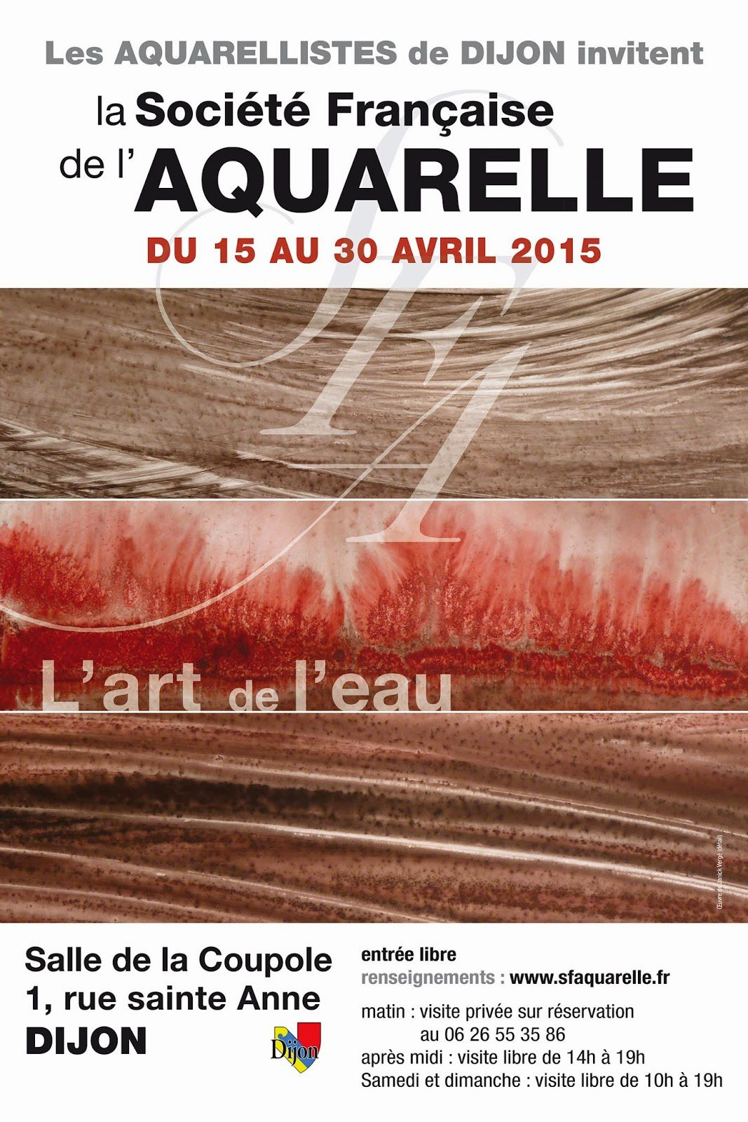 expo de la SFA à Dijon