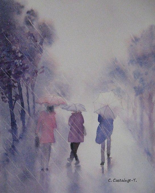 parapluies_celine_aquarelle