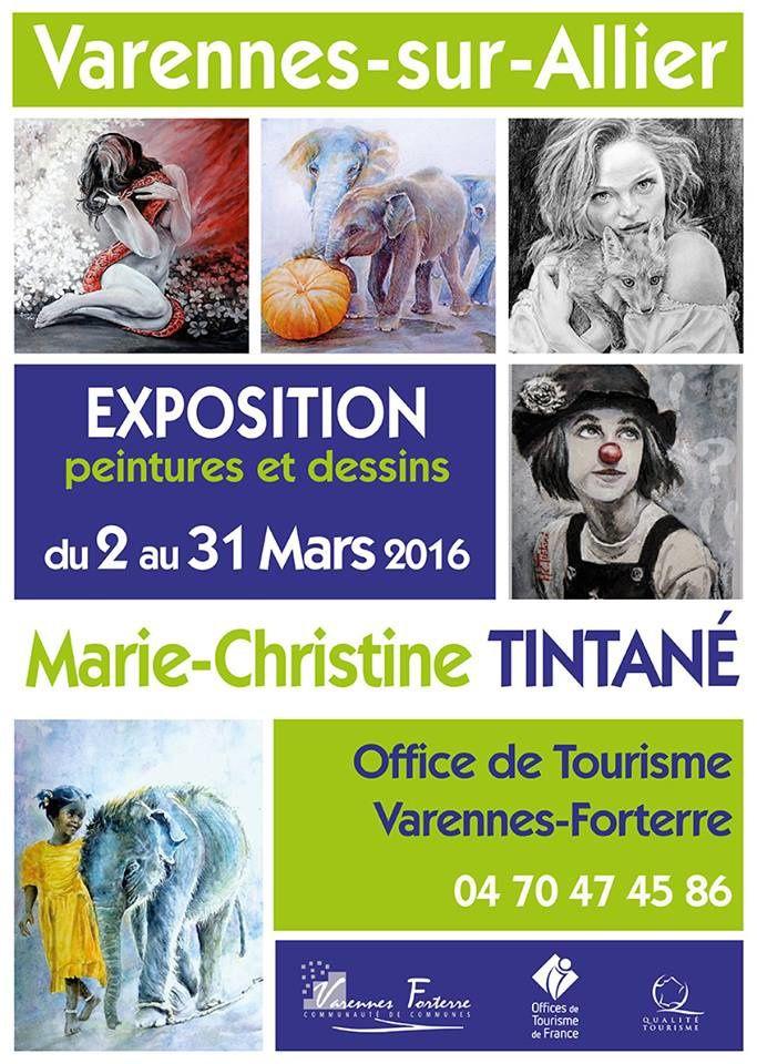 expo à Varennes sur Allier (03)
