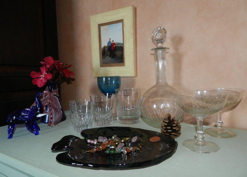 collection de verres_Marine_photo