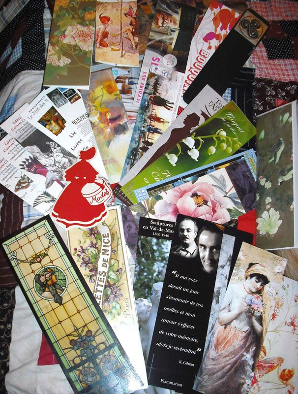 collection marque-pages_Martine_photo
