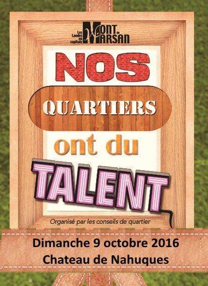 nos quartiers ont du talent