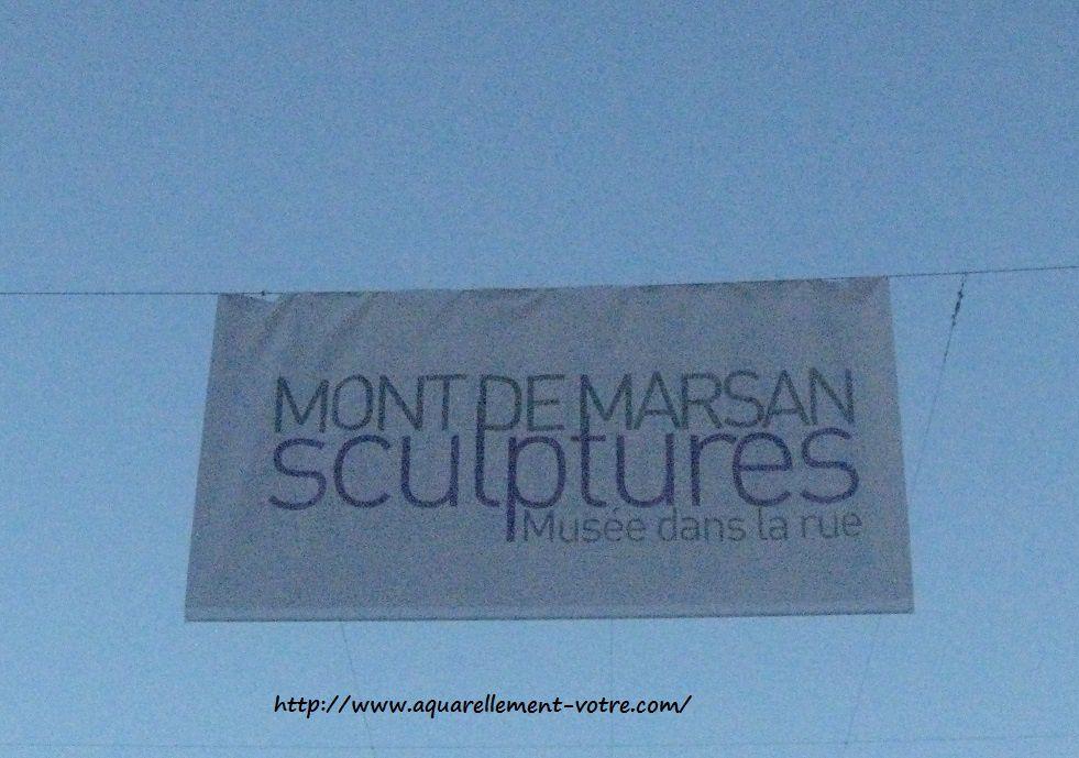 Mont de Marsan sculptures