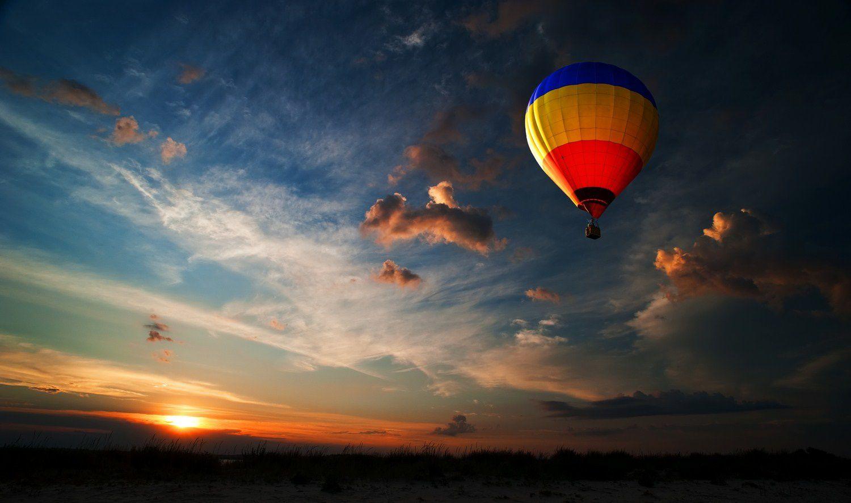 image site vol en montgolfière