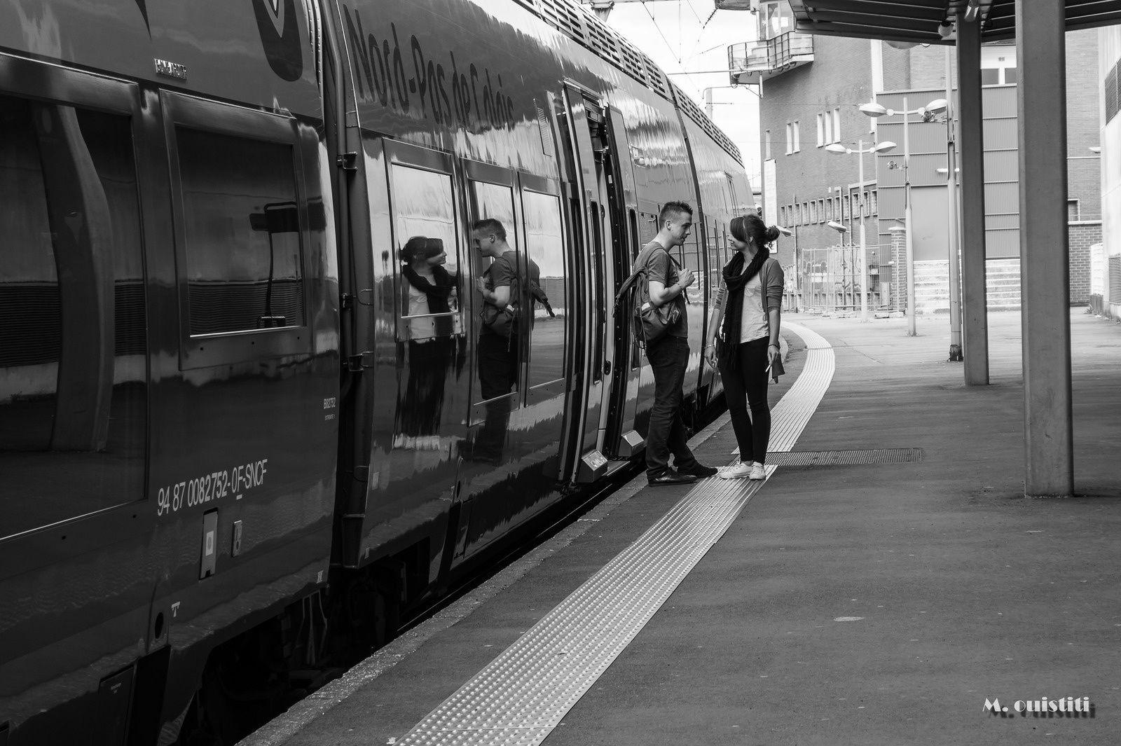 Je déteste la SNCF !