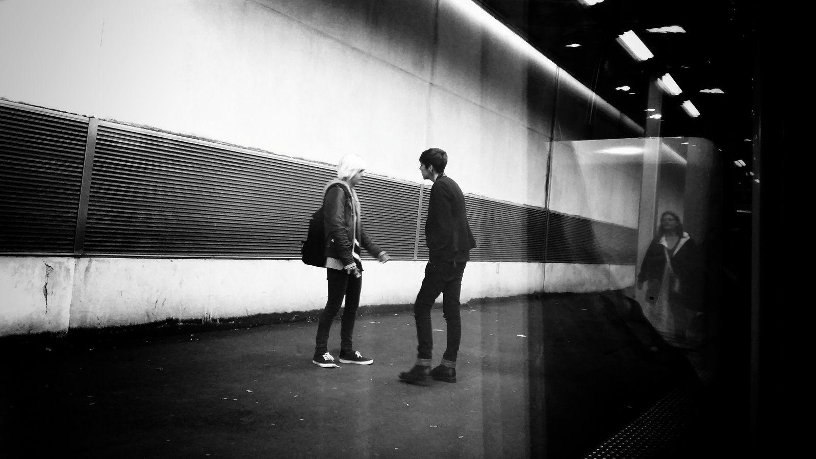 Best of mobile en noir &amp&#x3B; blanc