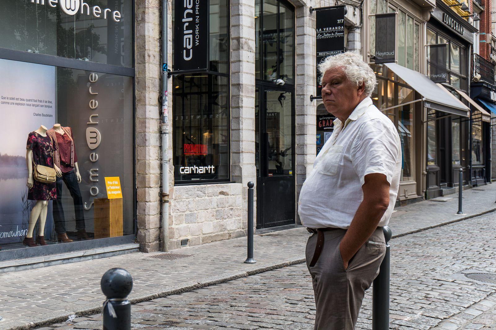 Crise de Street Photography en couleurs