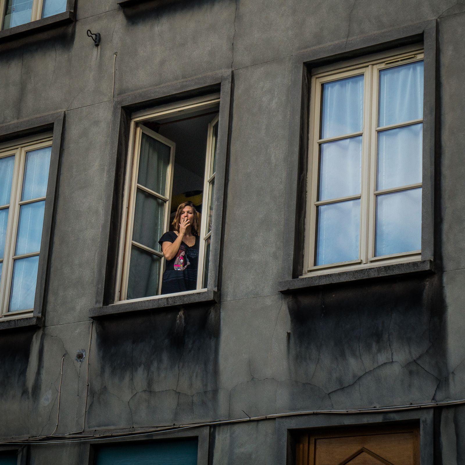 Histoire de Fenêtres au Carré