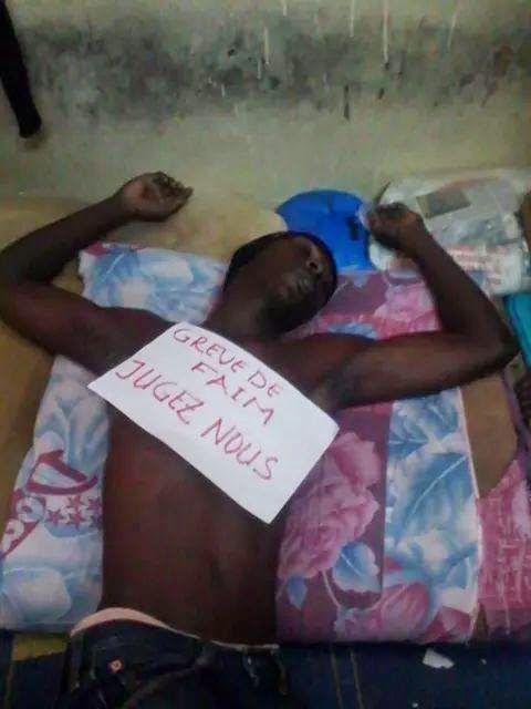 Hommes politiques ivoiriens en grève de la faim