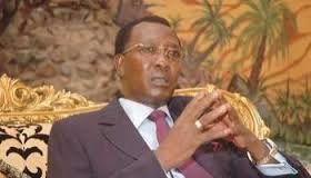 Idriss Deby Itno Président du Tchad et dictateur - au pouvoir depuis 25 ans.