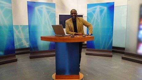 Thierry Ngogang Journaliste sur Stv