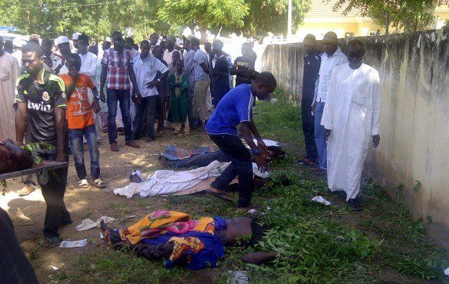 En images: 6 ans de Boko Haramisation de la région du lac tchad