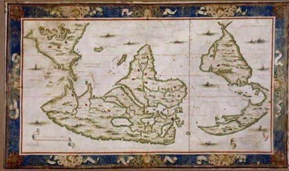 Géographie: La vraie carte du monde