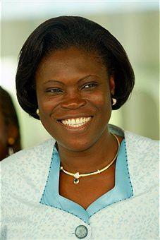 Simone Gbagbo l'une des grande dames d'Afrique