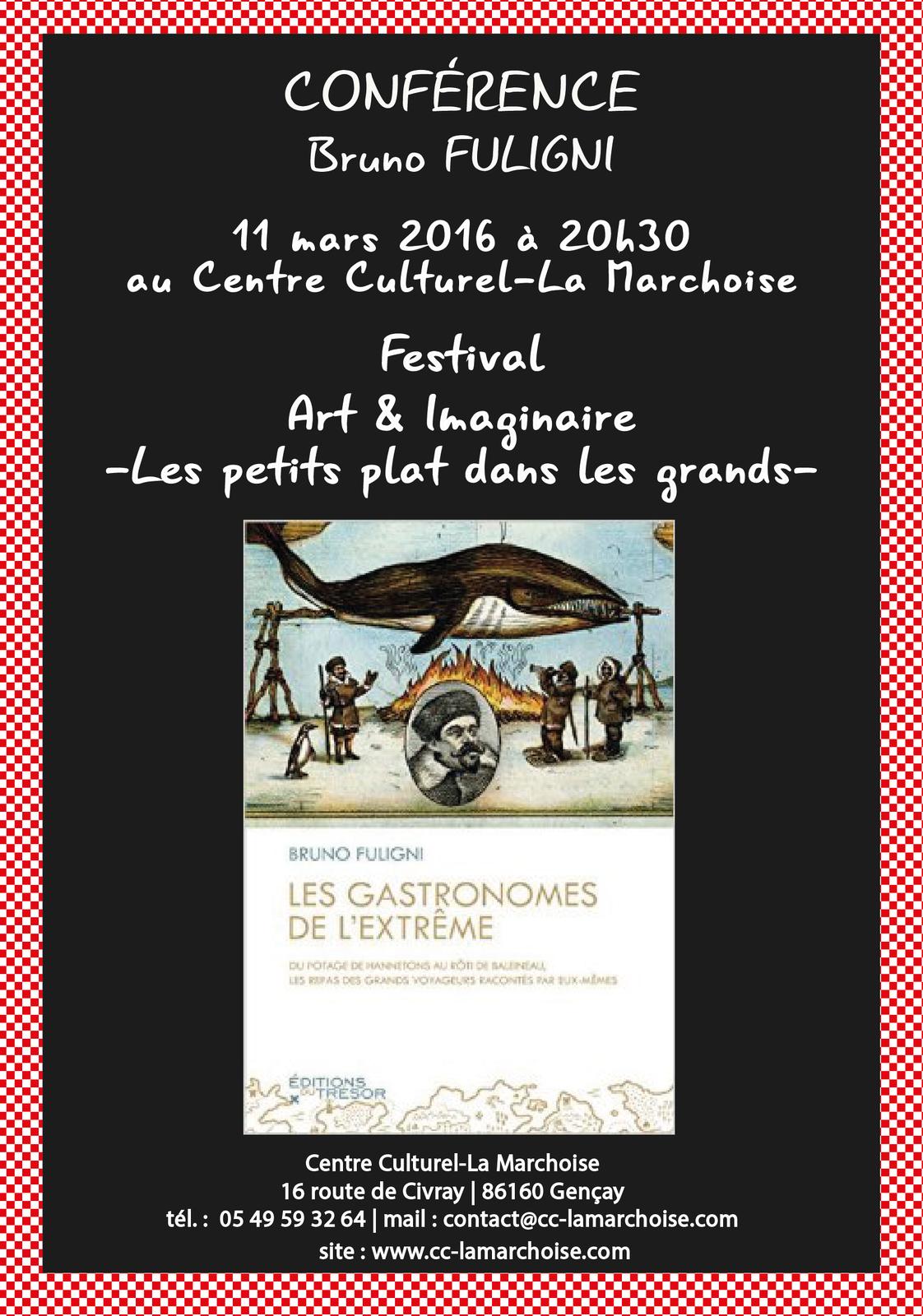 Festival Art &amp&#x3B; Imaginaire -Les petits plats dans les grands-