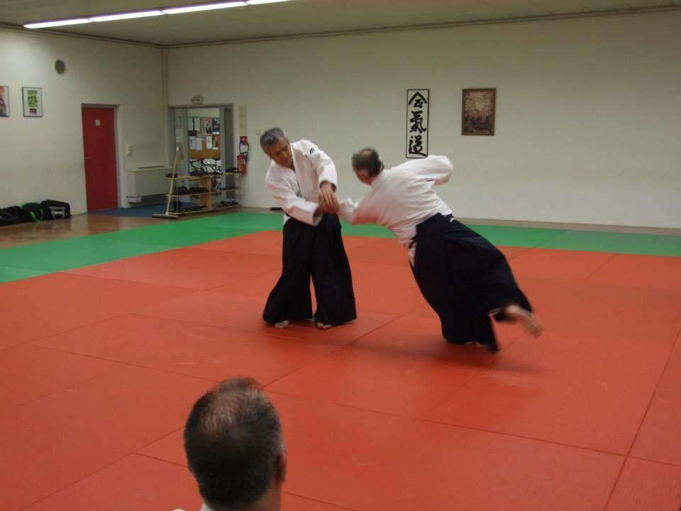 Photos du cours avec Richard Duffours Mercredi 5 Mars 2014