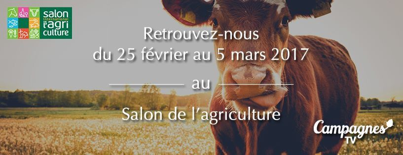 Salon de l'Agriculture Paris 2017.