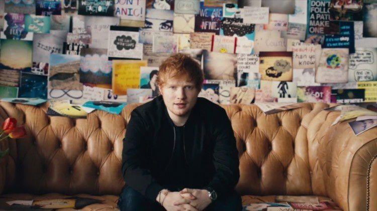Coup de coeur de la semaine : Ed Sheeran &quot&#x3B;X&quot&#x3B;