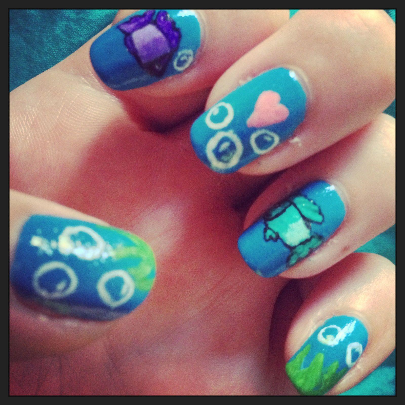 Les Nail Art de 2013