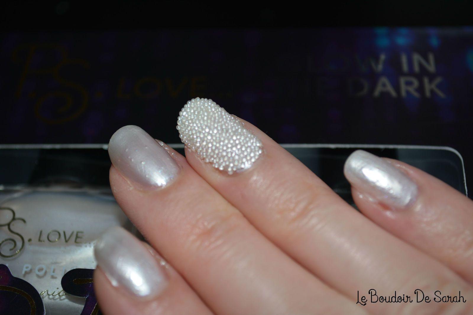 Nail Art - Caviar