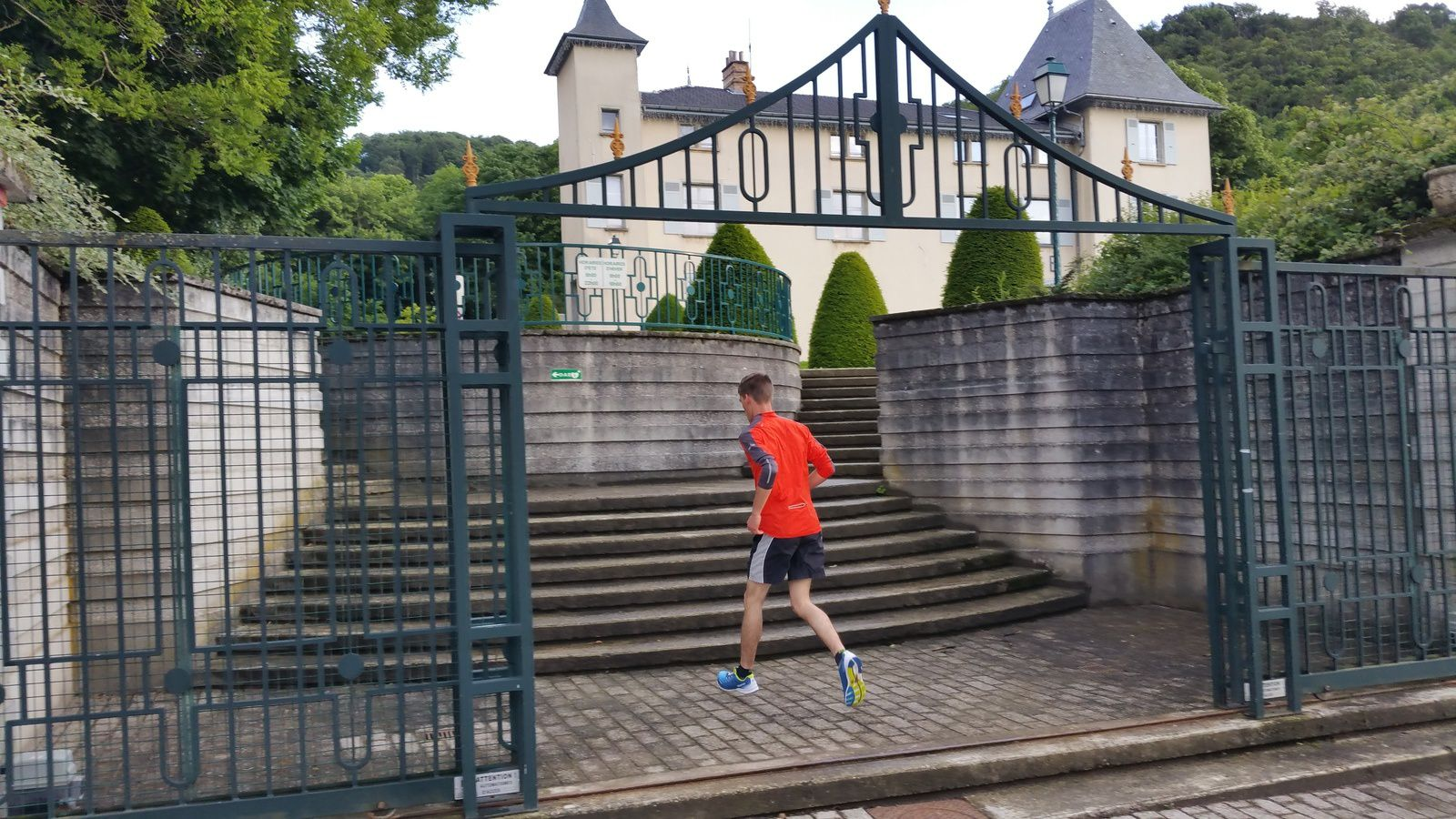 City Trail du 20 mai 2015
