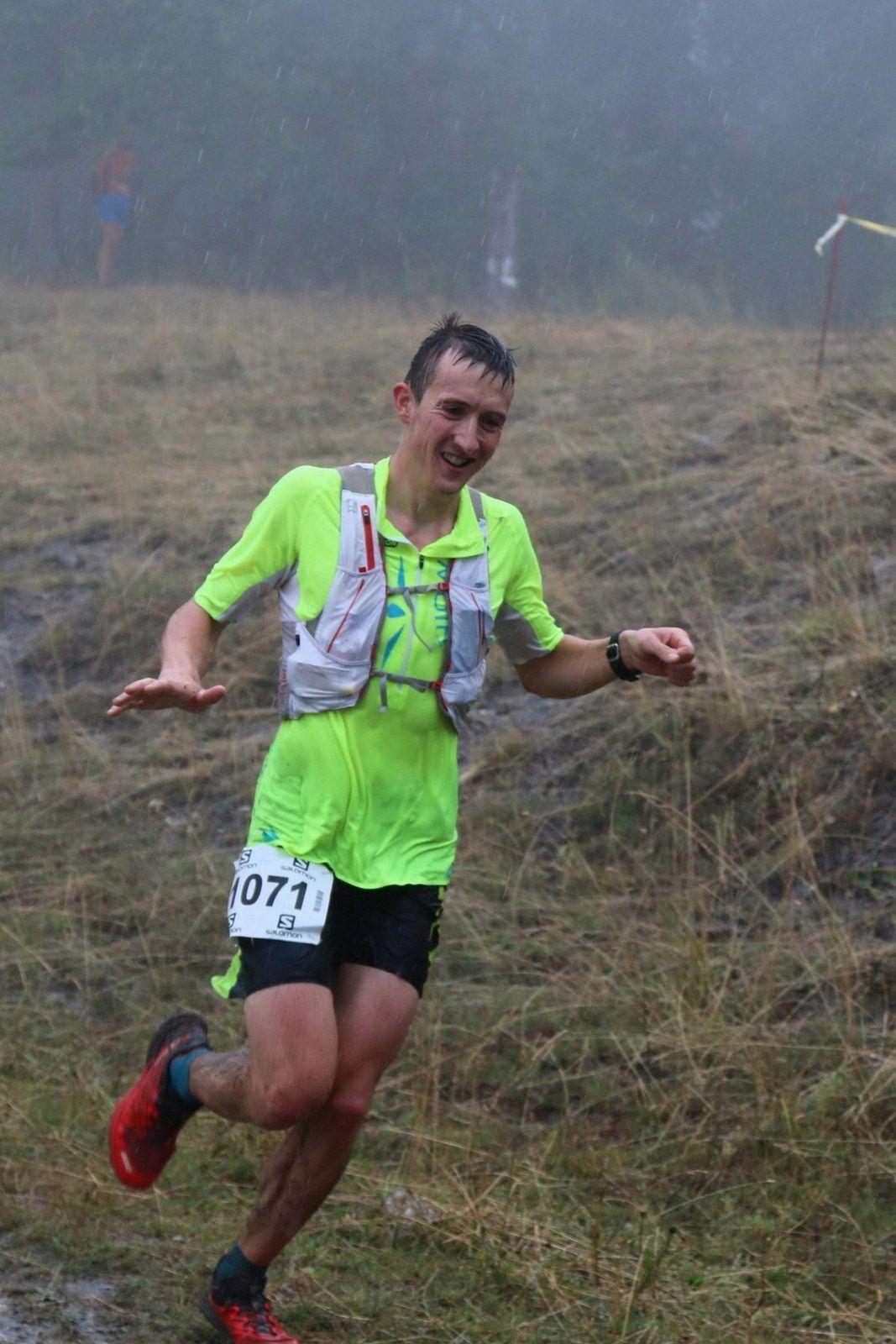 42 km Ubaye Trail Salomon victoires très arrosées pour Mélanie Rousset et Michel Lanne