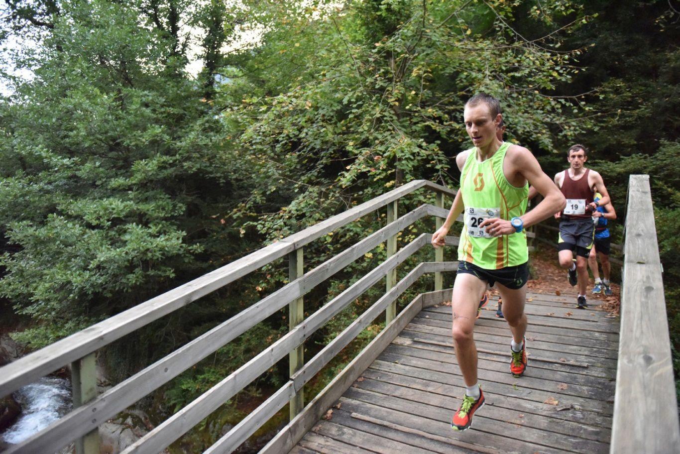Laura Orgué et Michel Lanne vainqueurs du marathon du Montcalm