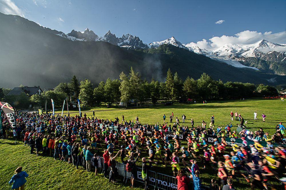Cédric Fleureton etIda Nilsson vainqueurs du 42 km du Marathon du Mont-Blanc
