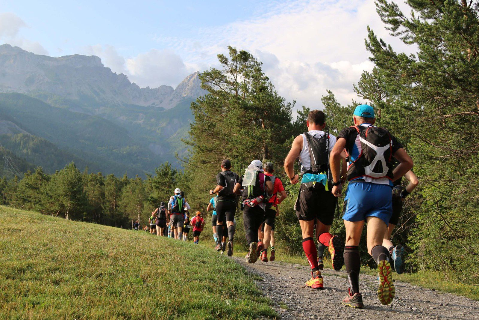7 août destination Ubaye pour le Salomon Over the Mountain Running Challenge