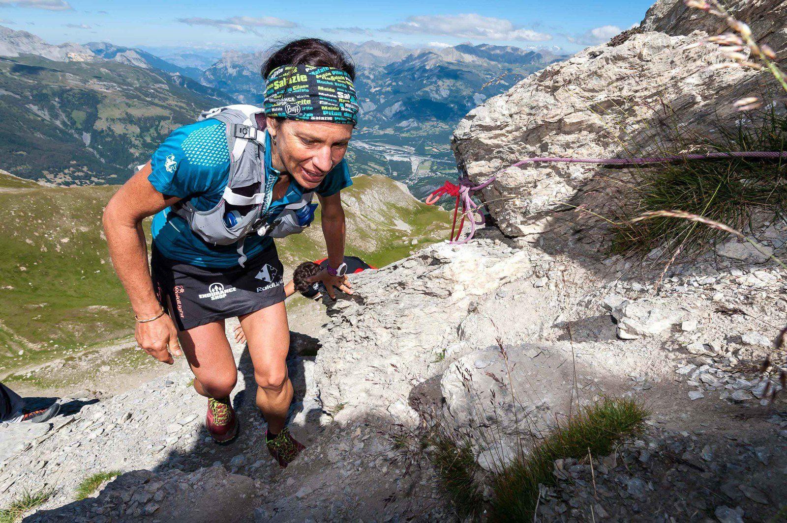 SalomonOver theMountain Running Challenge2016réactions des vainqueurs