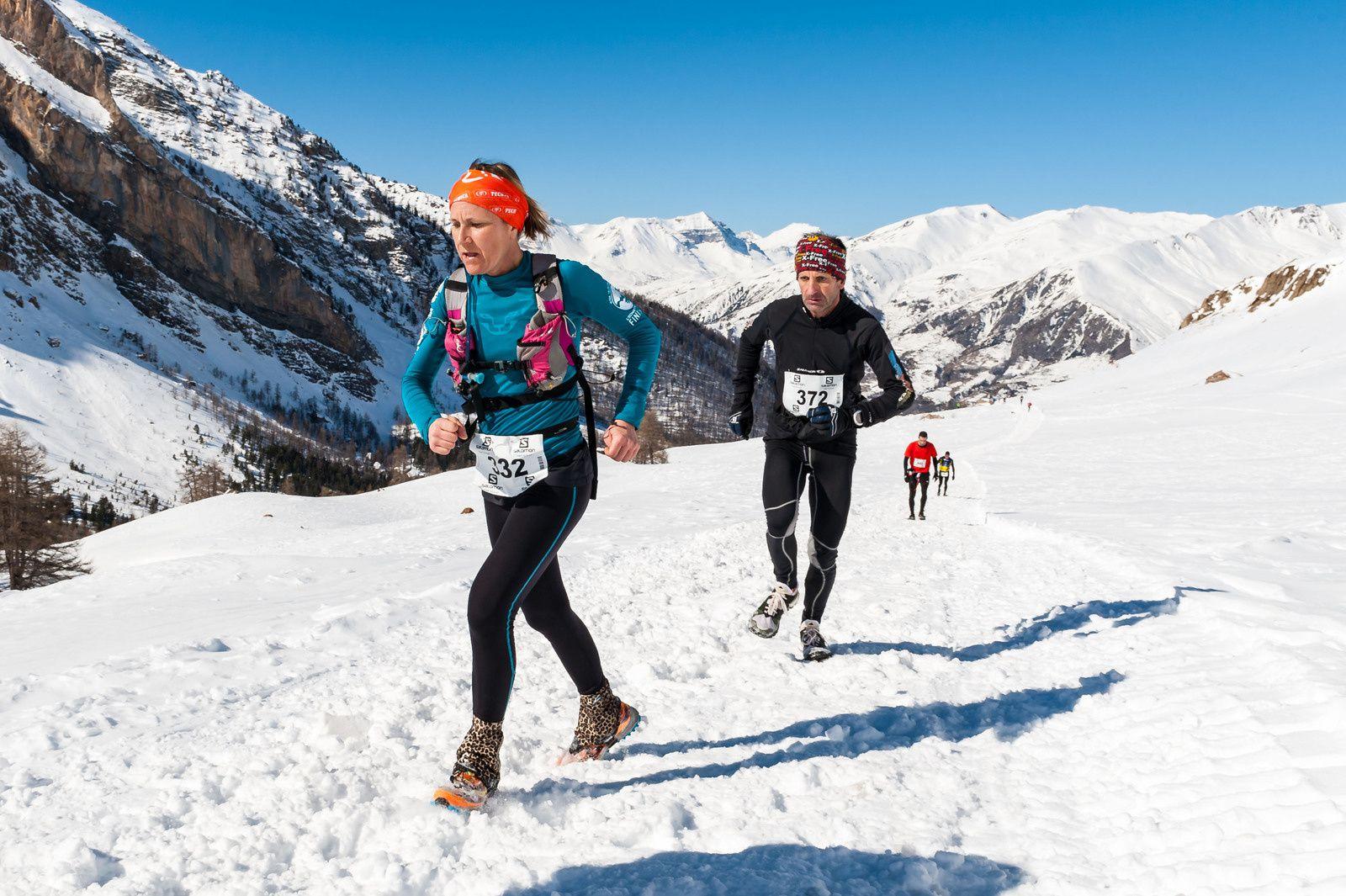 Ubaye Snow Trail Salomon une huitième édition fort réussie