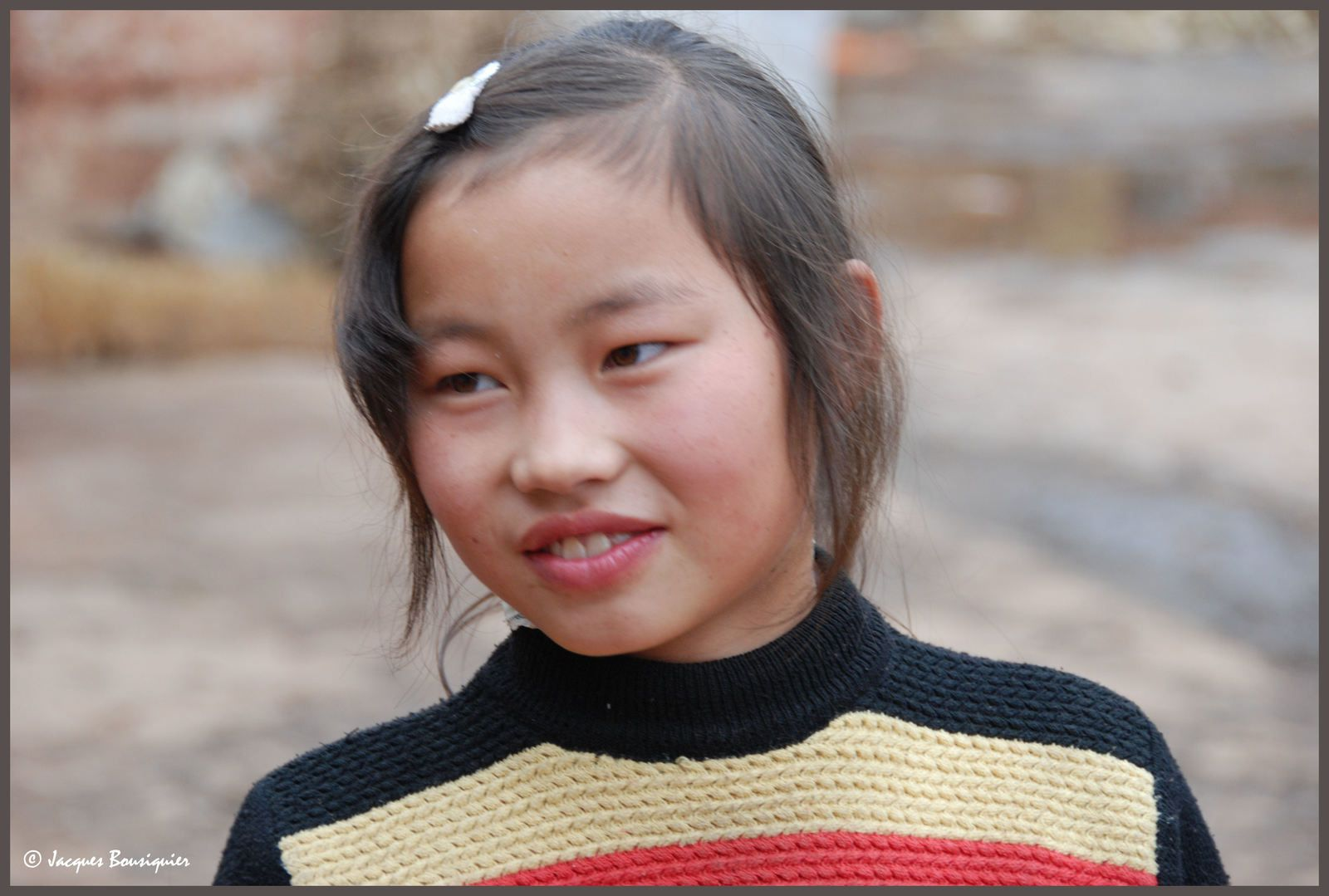 CHINE - YUNNAN : portraits d'enfants