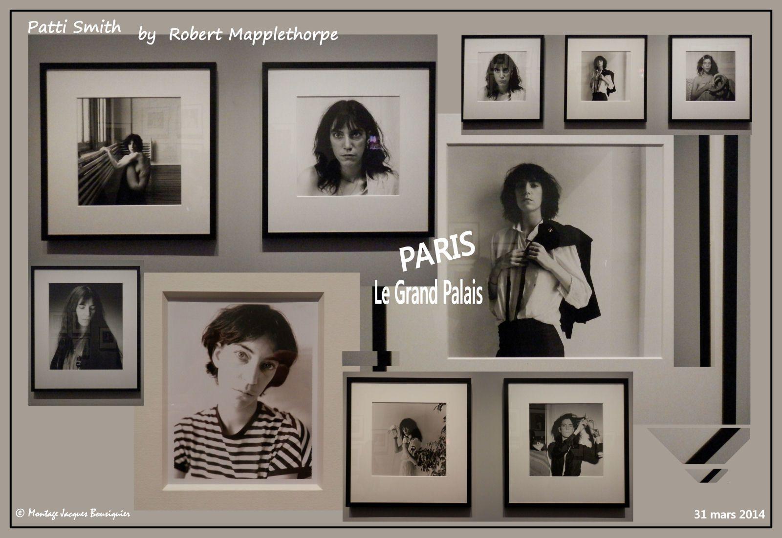 Très belle expo de ce photographe américain, jusqu'au 13 juillet 2014