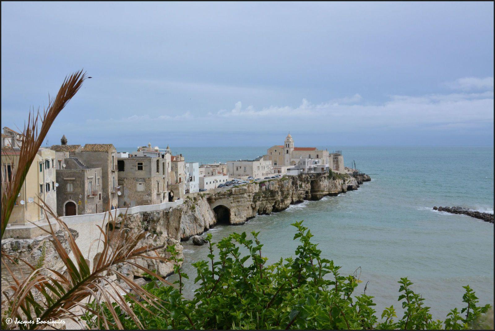 VIESTE, sur l'Adriatique