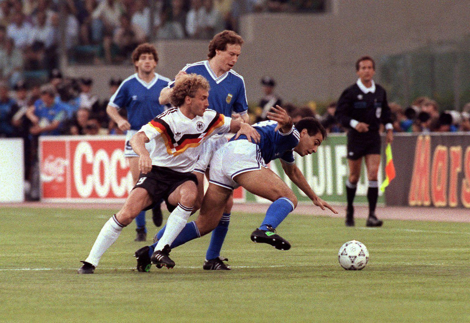 Coupe du Monde 2014... et à la fin, ce sont les allemands qui gagnent !