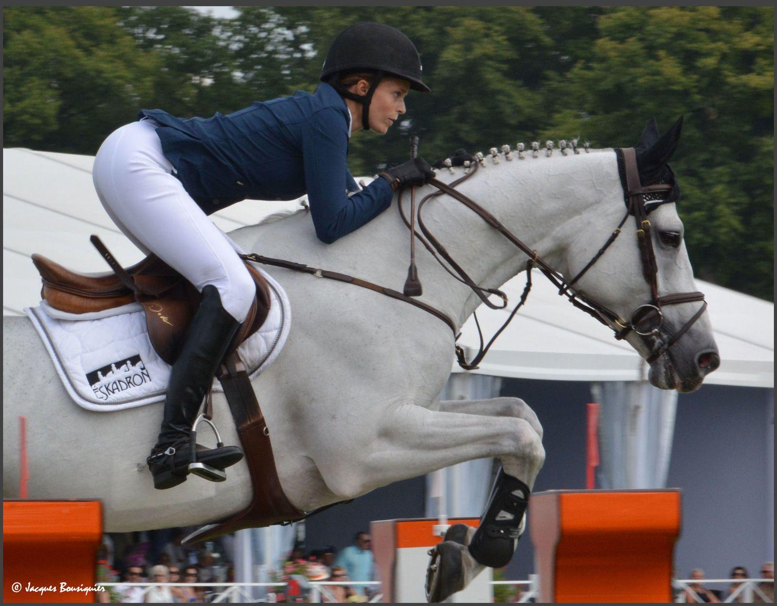 Gros plans sur le Global Champions Tour of Chantilly 2014