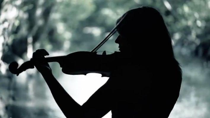 Taylor Davis au violon