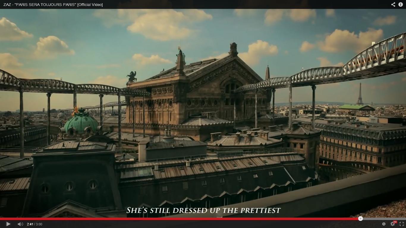 ZAZ - Paris sera toujours Paris