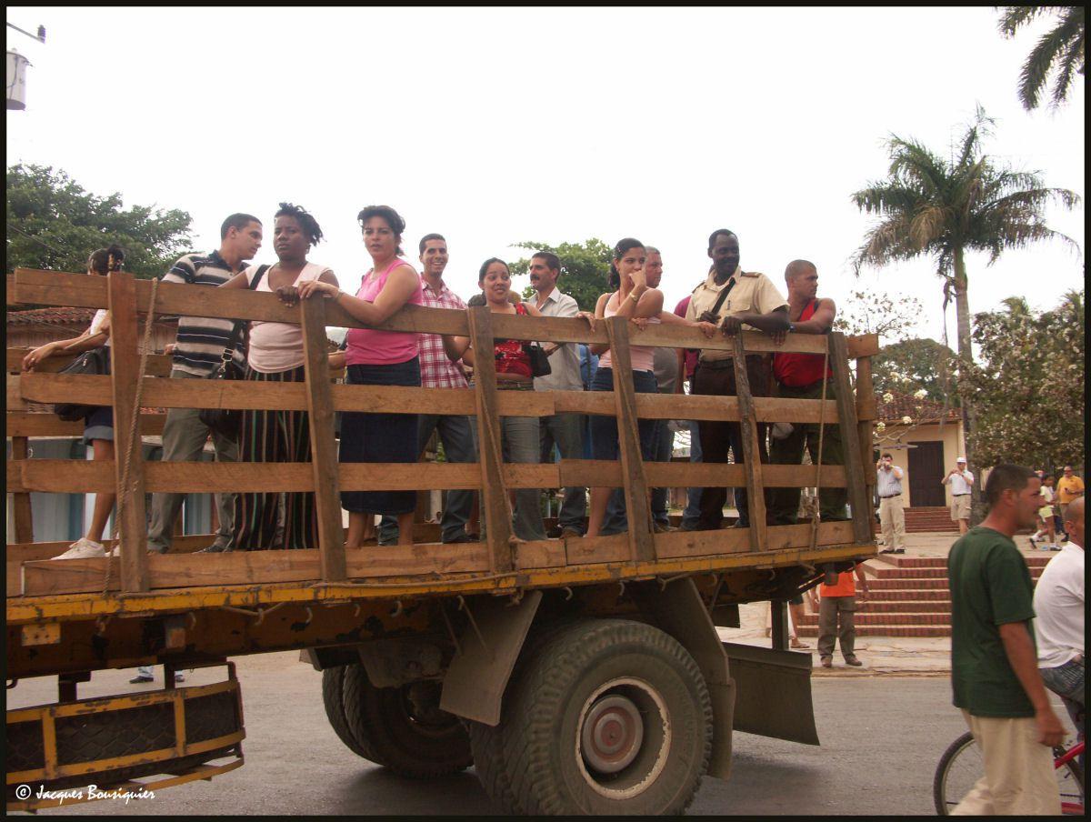CUBA l'espoir en marche