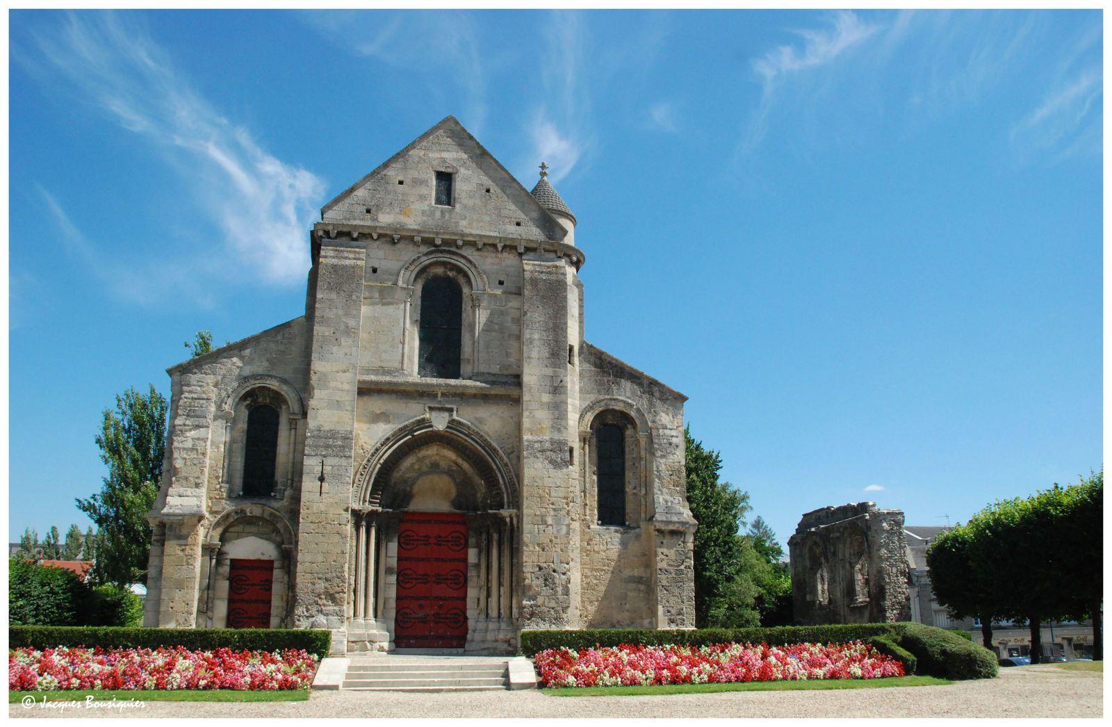 Une nouvelle cathédrale à Soissons