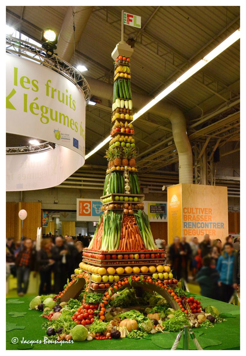 Campagne au salon images du beau du monde for Salon agriculture paris 2015