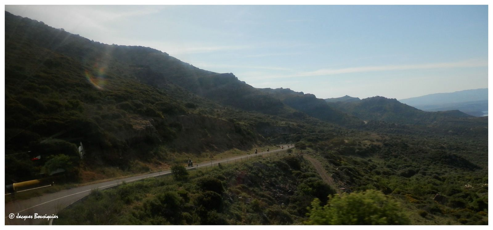 Route panoramique de Sardaigne