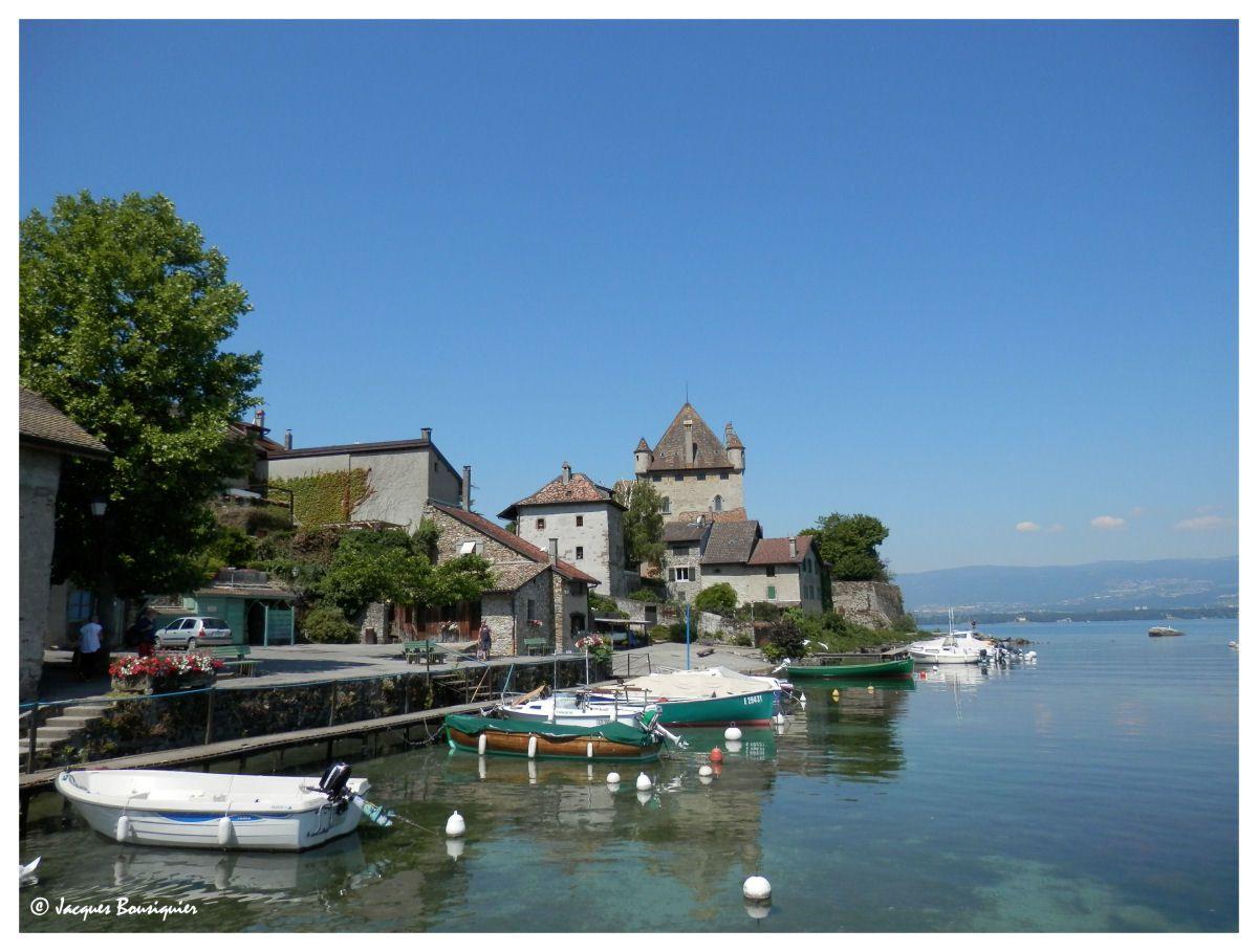 Yvoire, parmi les plus beaux villages de France
