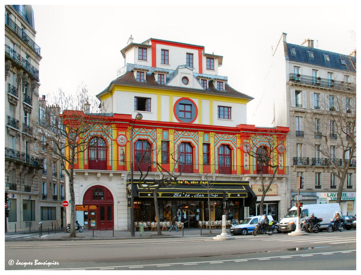 Le Bataclan, photo du 17 Janvier 2008